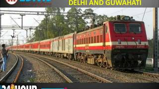 Hire Genuine Fare Train Ambulance Service in Delhi and Guwahati by Medivic