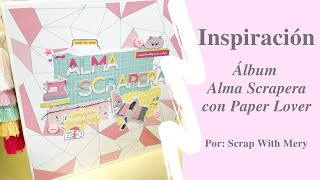 Tutorial: Álbum Alma Scrapera