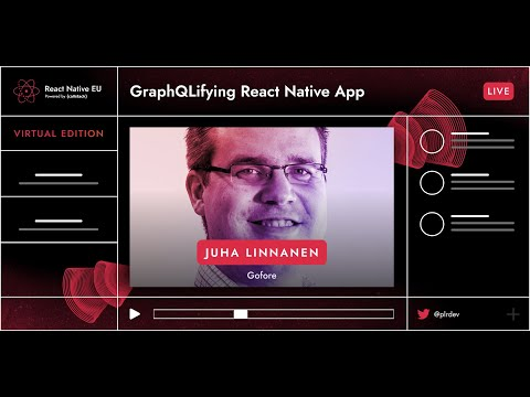 Image thumbnail for talk GraphQLifying React Native App