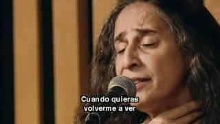Olhos nos olhos-María Baethania e Chico Buarque