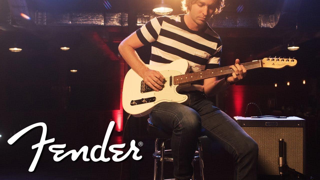Fender Blues Junior IV Video