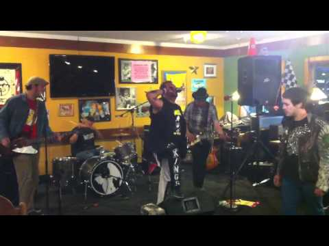 The Kings Kids Hoisted Anchors @ Straw Hat Pizza