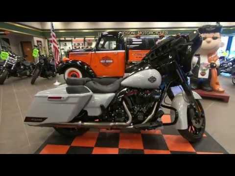 2020 Harley-Davidson CVO Street Glide FLHXSE
