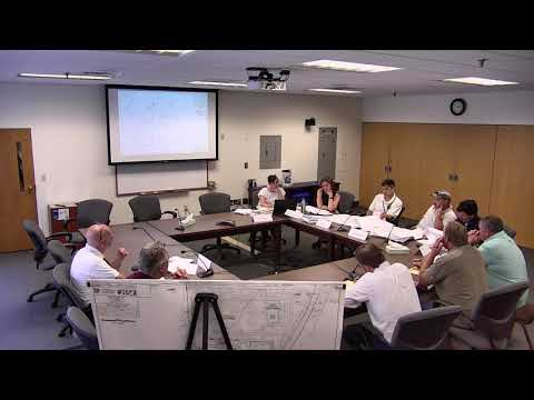 Technical Advisory Committee Work Session 7.9.2019
