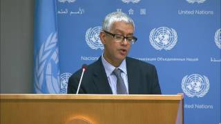Cease-fire violations in Nagorno-Karabakh & other topics - Press Briefing (22 June 2017)