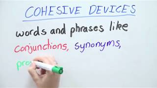 Cohesion with Cohesive Devices