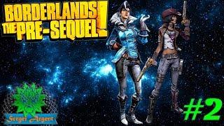 Borderlands: The Pre-Sequel - Совместное прохождение. Истинный искатель хранилища. Стрим #2