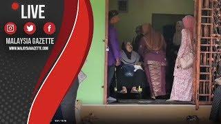 MGTV LIVE : Suasana Terkini Di Kediaman Allahyarham Abam Bocey