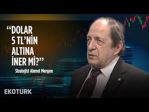 Bay Teknik'ten dolar ve hisse analizi / Ahmet Mergen (видео)