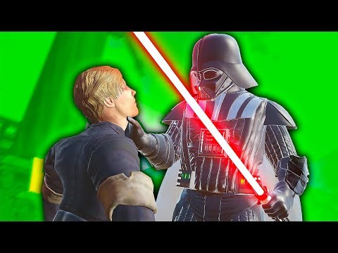 BECOMING DARTH VADER AND FIGHTING LUKE SKYWALKER - Blades and Sorcery VR Mods (Star Wars)