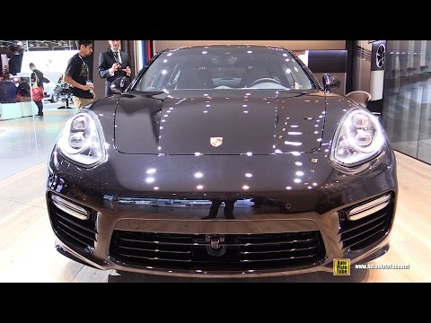 2015-Porsche-Panamera-Turbo-S-Exclusive-Series-001-of-100-Exterior-and-Interior-Walkaround