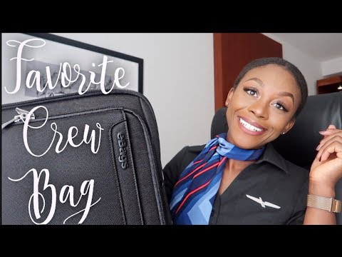 EBAGS LUGGAGE REVIEW   FLIGHT ATTENDANT REVIEW