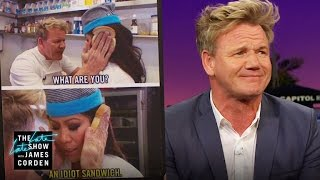 Gordon Ramsay Set a Bleep Record