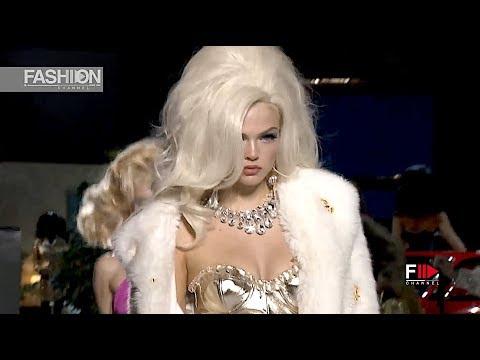 MOSCHINO Fall 2019 Milan - Fashion Channel