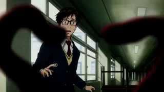 "♥Kiseiju Sei No Kakuritsu//Parasyte[AMV] - ♪ ""Courtesy Call""♫ #Thousand Foot Krutch ♥"