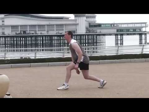 Weston-super-Mare Sea Front Workout