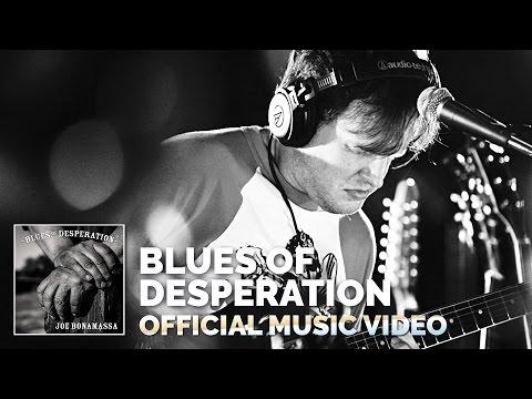 Música Blues Of Desperation