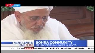Bohra spiritual leader in Mombasa for a week