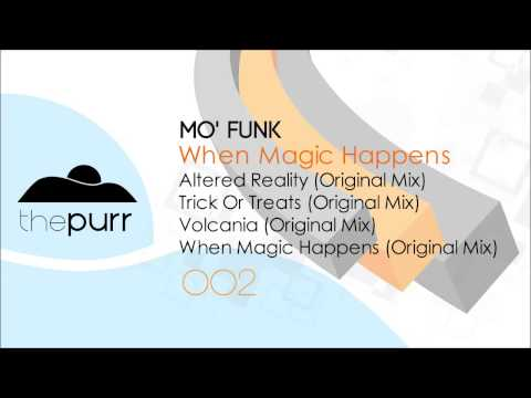 Mo' Funk - Altered Reality (Original Mix)