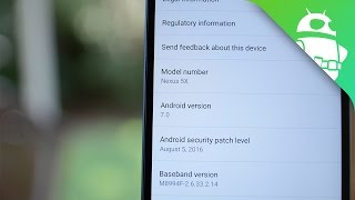 Android 7.0 Nougat Overview: All the features, none of the fluff
