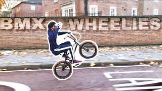 THE OFFICIAL WHEELIE BMX!