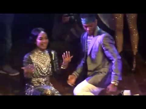 Aliya Janell's Surprise Engagement-FULL VIDEO QUEENS N LETTOS