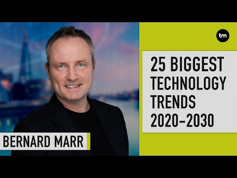 Biggest Technology Trends