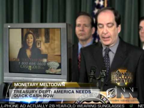 Americká vláda už ví, jak se zbavit dluhů