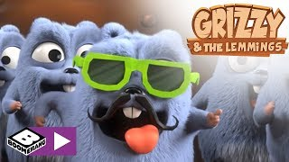 Grizzy and the Lemmings | The Filters | Boomerang Africa