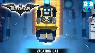 The LEGO Batman Movie Game - Unlock New Character Vacation Batman  Part 17