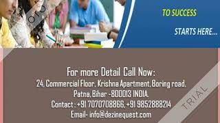 Better Quality NIFT Coaching in Patna - Dezine Quest