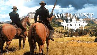 הטריילר של המשחק Wild West Online מציג אפשרויות חדשות