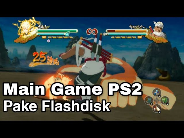 Cara Mengisi Game Ps2 Di Flashdisk Hardisk