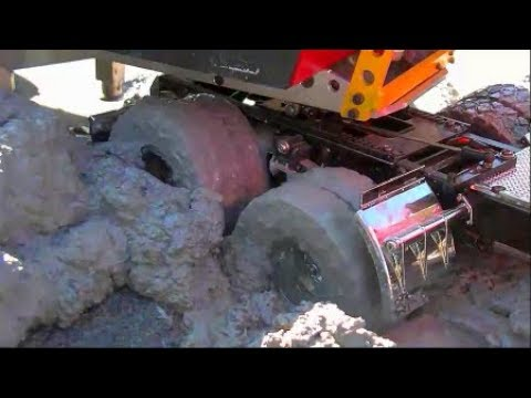 BEST OF RC TRUCK IN THE MUD! FANTASTIC RC MACHINES WORK IN THE MUD! COOL RC IN THE SLUSH! RC ACTION