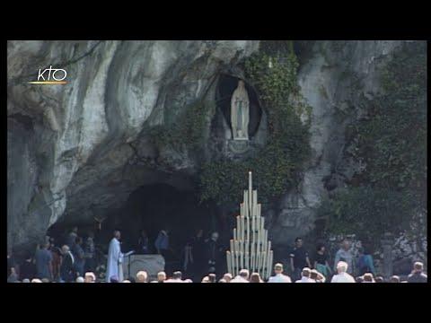 Chapelet à Lourdes du 11 septembre 2019