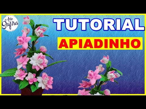 Flor apiadinho