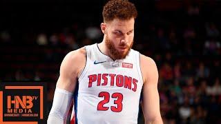 Denver Nuggets Vs Detroit Pistons Full Game Highlights | 02/04/2019 NBA Season