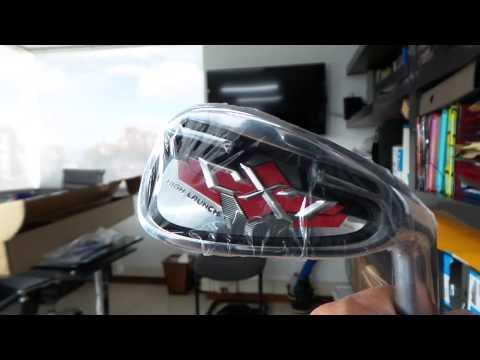Set de hierros Wilson CX7 www.golf.co