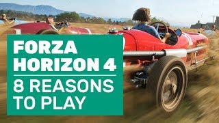 8 Reasons Forza Horizon 4 Is One Of The Best Racing Games Ever Made | PC Review