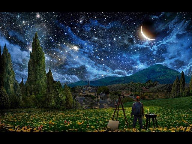 Звуки природы, Ночной лес, Сон на природе и снятие стресса