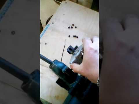 Как настроить дисковую пилу Bosch GKS 65