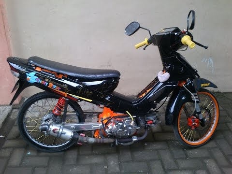 Video Racing Motorcycle - Modifikasi Yamaha Vega R