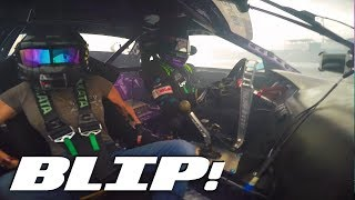 My Mother Got A Ride-Along With Pro Formula Drift Driver Alec Hohnadell | BLIP!