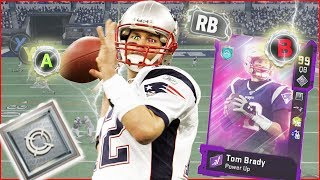 Tom Brady's Ability LITERALLY Does The Work FOR YOU! (Madden 20)