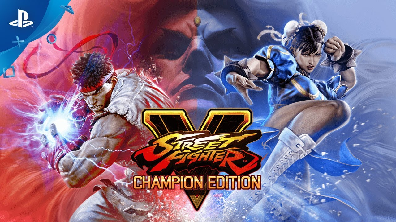 Anunciado Street Fighter V: Champion Edition