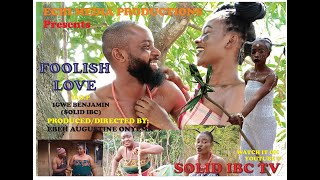 FOOLISH LOVE, you need to watch this video on SOLID IBC TV