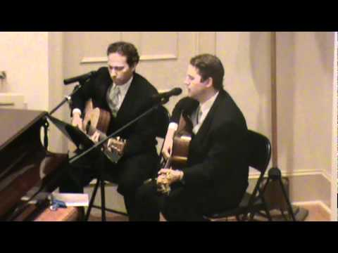Church Wedding Singers - Don Francisco & Jeff Gray - Stand By Me & Lay Down Beside Me