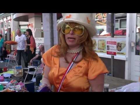 Koninginnedag in Gorinchem 2012
