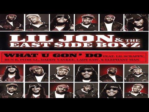 Lil Jon – What U Gon Do MEGAMIX (ft. Lil Scrappy Bun B Pitbull Daddy Yankee Lady Saw & Elephant