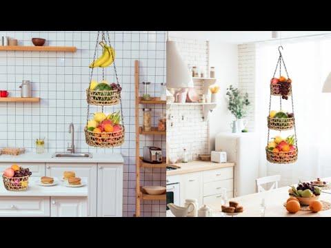 Подвесная корзина для фруктов Homefavor Hanging fruit basket